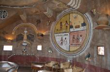 Hopi artwork at Desert View Watchtower