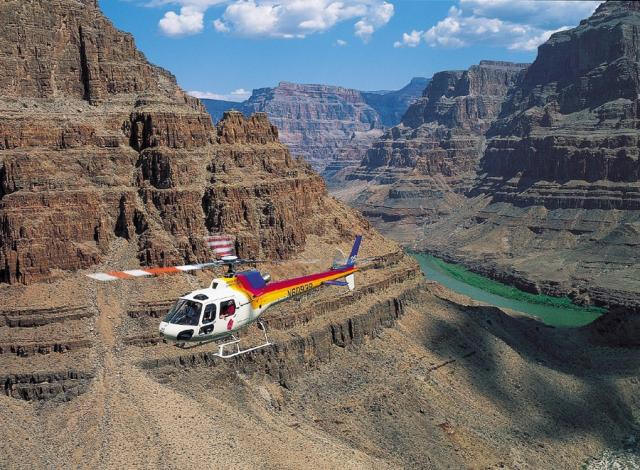Are Grand Canyon Helicopter Tours Priced Per Person