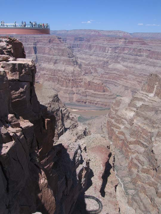Grand Canyon Skywalk trip