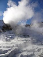 Winter Yellowstone tours