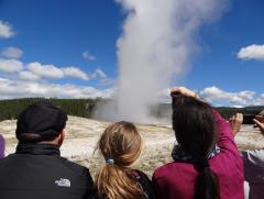 Yellowstone tour